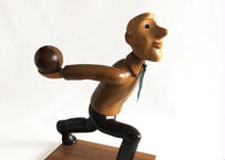 Made in Italy Wooden Bowler