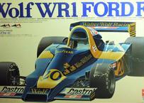 タミヤ 1/12 ウルフ WR-1 フォード