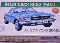 サニー 1/150 メルセデスベンツ 350SL