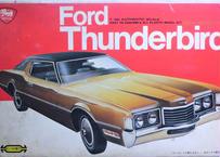 セントラル 1/32 フォード サンダーバード