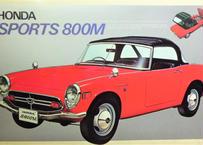 ニットー 1/24 ホンダ スポーツ 800M