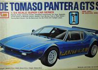 イマイ 1/24 デ・トマソ パンテーラ GTS S<輸出Ver.>
