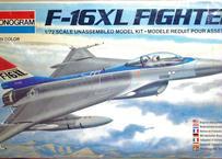 モノグラム 1/72 F-16XL FIGHTER