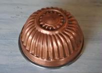 コッパーモールド 銅製 ケーキ型  直径14cm〖202101-09〗