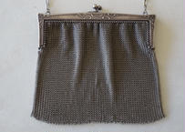 ヤドリギ メッシュの小さなバッグ オモニエール