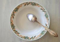 HBCM ショワジー・クレイユモントロー ミモザ スープ皿 深皿 直径22㎝ #5〖202004-68〗