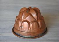 コッパーモールド 銅製 ケーキ型  直径11.8cm〖202101-10〗