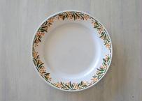 HBCM ショワジー・クレイユモントロー ミモザ デザート皿 直径20.5㎝ #5〖202004-74〗