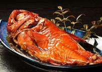 浜の湯名物「金目鯛姿煮」(特大サイズ1匹:内容量750g~849g)