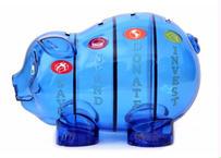 ハッピー・マネー®のピギーちゃん(1~11個までのご注文)(*2個ご購入の方には、お得な2個入りセット¥3,000のコースもございます。)