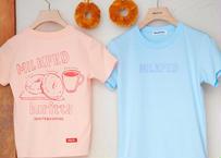 milkfed x  haritts kids t-shirt(子供用Tシャツ)