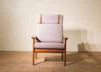 Sven Ellekaer / High Back Easy Chair