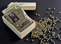 ★定期便:1ヶ月毎★希少豆ピーベリー 200g【生豆】シングルオリジン カウコーヒー(Hawaii Kau Ocean Vista コーヒー農園限定)
