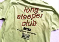 ROIKA/LSC/Tシャツ/ライトグリーン