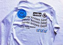 ROIKA/ロンT/NKB/アッシュ