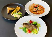 ごちそう便【6月のお魚料理】4名様コース