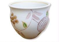 【有田焼】一珍花詰桜ピンク一服碗