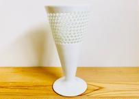 水晶白磁ビールグラス(大)