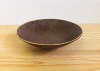 南蛮渕金5寸平鉢
