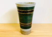 シャギービアカップ(大・緑)