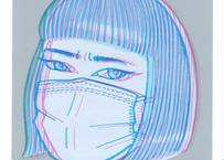 瀬崎 百絵『BOOM 2020 Version 04 #3』