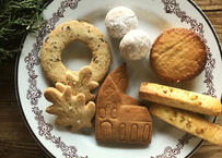 vegan cookies 6種〈12/20発送〉