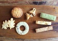 vegan cookies 7種〈10/18発送〉