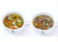 【定期便】ザ・パワースープ 2種セット(馬肉・鶏胸肉/各5パック入り)カップ無し