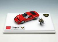 【予約】EIDOLON 1/43 Lamborghini Jota with V12 Engine 22年1月