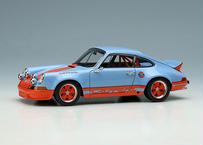 【予約】VISION 1/43 VM024I~L Porsche 911 Carrera RSR 2.8 1973VM024L : ガルフブルー/オレンジ(限定120台、国内販売60台) 12月