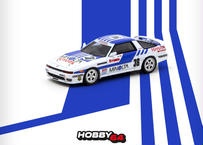 【予約】TARMAC WORKS 1/64 Toyota Supra MA70 Macau Guia Race 1987 10月