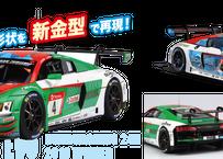 【予約】プラッツ/NUNU 1/24 レーシングシリーズ  アウディ R8 LMS EVO 2019 ニュルブルクリンク24時間レース ウィナー 12月