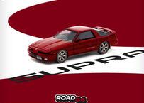【予約】TARMAC WORKS 1/64 Toyota Supra MA70 Red 10月