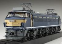 【予約】アオシマ 1/45 トレインミュージアムOJ 電気機関車 EF66 後期型 貨物更新機 12月