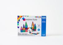 Magne Tiles 魔法のタイル 100ピース ; 3333338301417