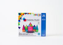 Magna Tiles 魔法のタイル  32ピース ; 3333338301400