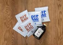 コーヒー牛乳シロップ+DIP BAG COFFEE【5個】(送料込)