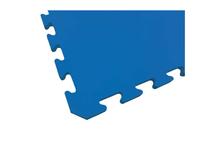 【アウトレット品】全日本空手道連盟公認空手マット【JKF-15】  青のみ 4枚セット