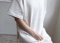 Side slits T-shirt