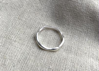 Wave ring silver925