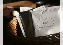 【ドリップパック】cafe217オリジナルブレンド珈琲  ドリップパック6P