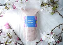 再販♡BIG【FLOWER BATH SALT】「sakura sakura」