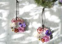 《花遊びアロマワックスサシェ》Ranunculus White
