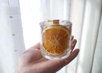 【orange】ボタニカルジェル&SoywaxCandle