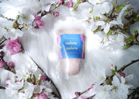 再販♡MINI【FLOWER BATH SALT】「sakura sakura」