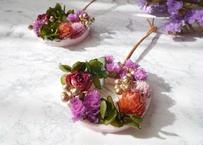《花遊びアロマワックスサシェ》Strawberry Gold