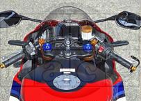 レースコンセプト ハンドルキットΦ48/アップタイプフロントオフセット