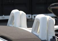 シートバックバー ベゼル  パール塗装済 NDロードスター