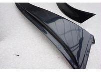 フェンダーエクステンション ブラック 塗装用  ND ロードスター