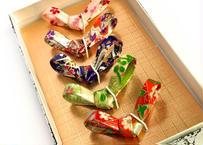 【ギフト】箱入り和紙結びリボン箸置きセット